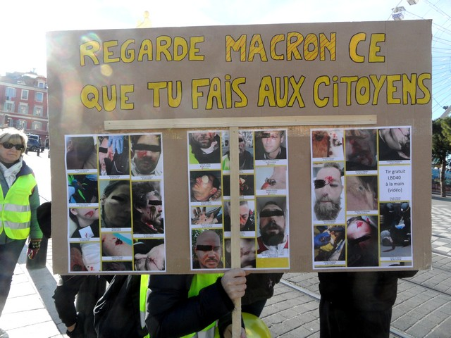 Gilets-Jaunes-acte-9-Nice-samedi-12-janvier-2019-violences-policieres