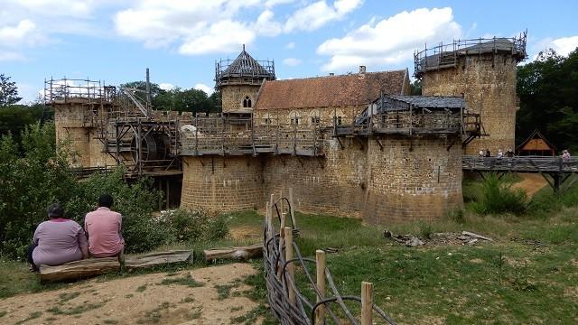 Château-fort Guédelon