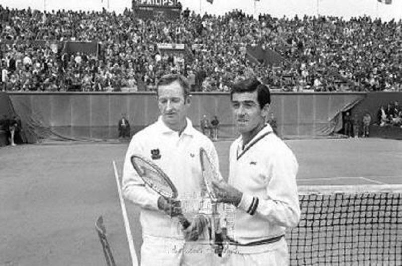 Roland Garros finale 1969