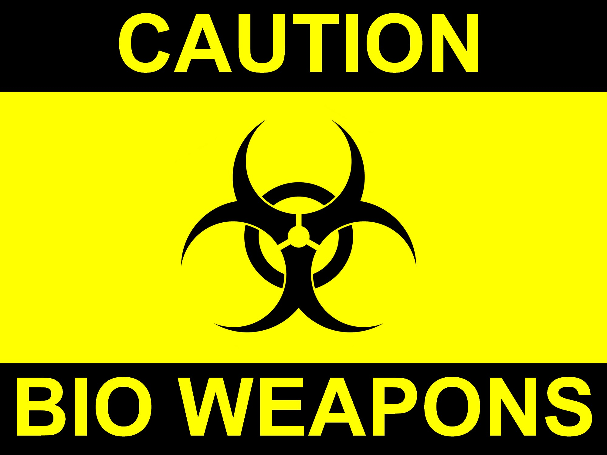 Pentagone Bio weapons