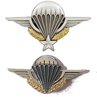 Brevets parachutistes