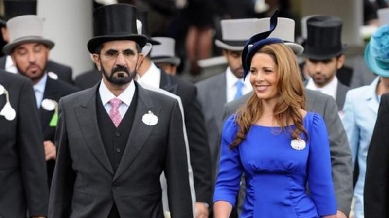 Cheick Mohammed - Princess Haya