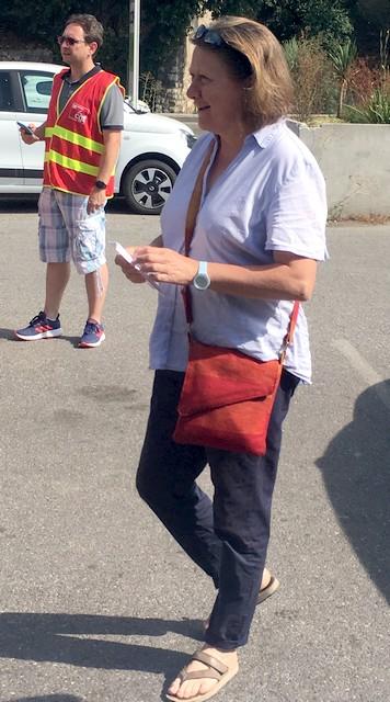 Conforama grève 11 juillet 2019 Cécile Dumas