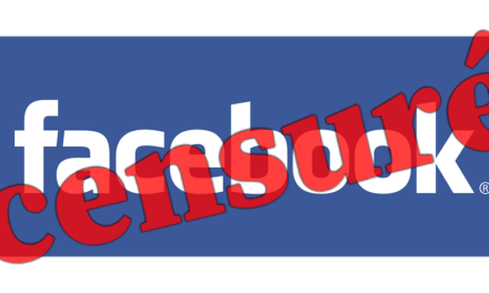 Facebook censure sans raison ! Réagissons !