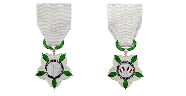 Médaille victime terrorisme