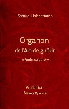 Organon Art guerir-Samuel Hahnemann
