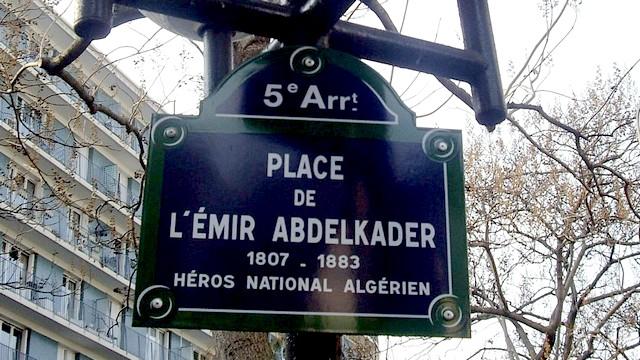Place Émir Abdelkader Paris