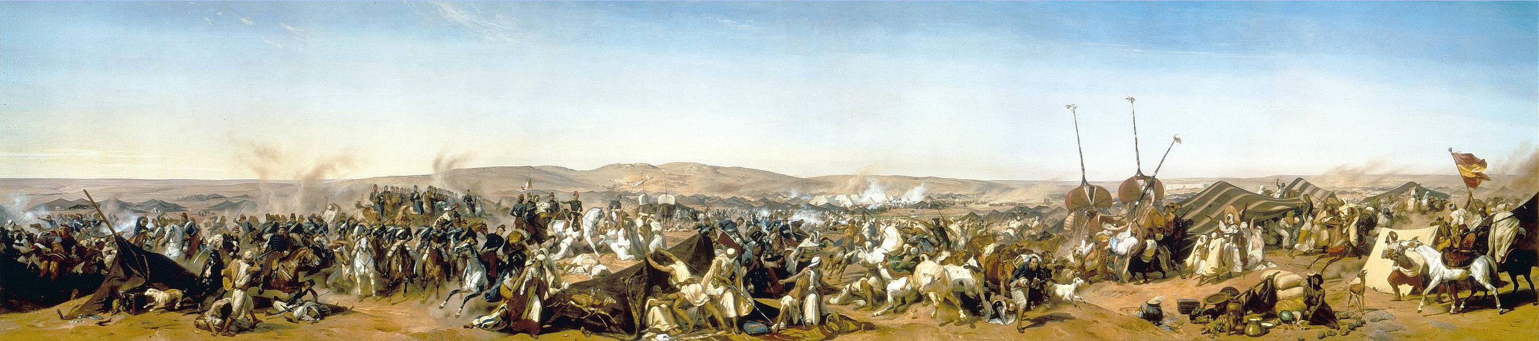 Prise_de_la_smalah_d_Abd-El-Kader_a_Taguin_16_mai_1843_Horace_Vernet