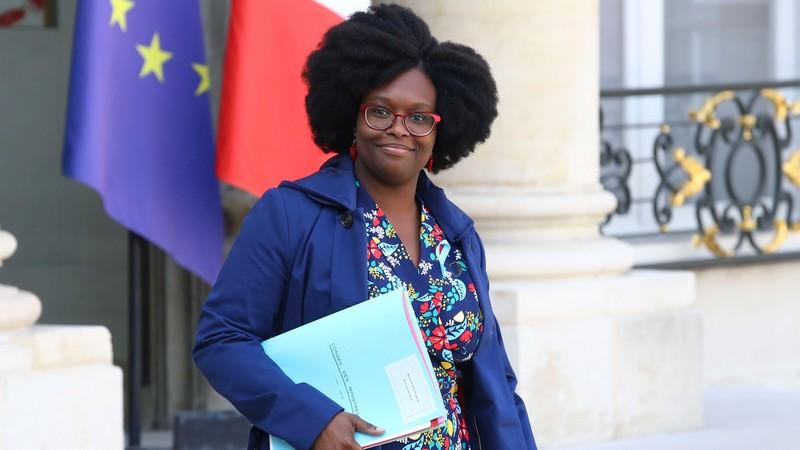 Sibeth Ndiaye Porte-parole du gouvernement