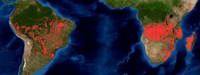 Afrique-flammes-hoax