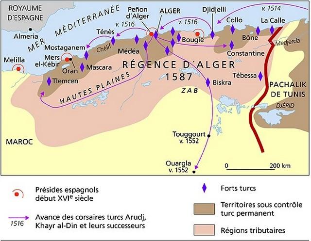 Algérie ottomane