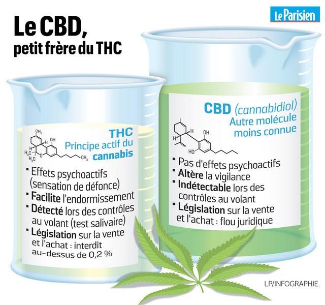 CBD THC Cannabis