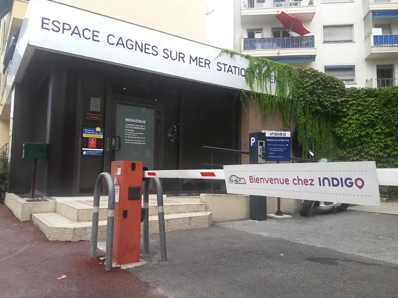 Cagnes-sur-Mer Indigo verbalisation privée