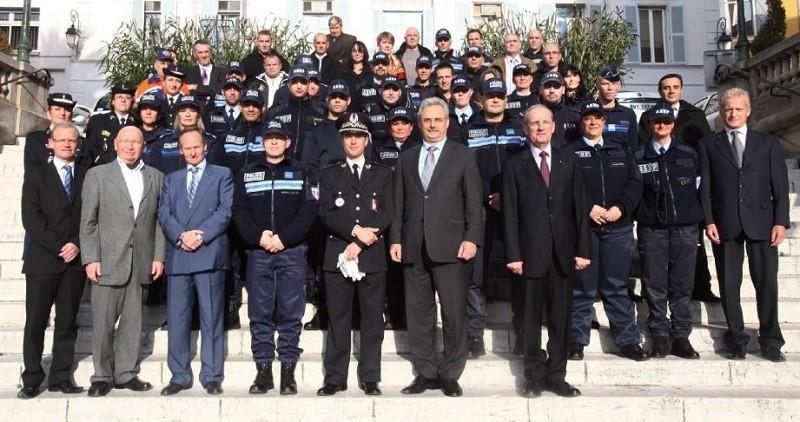 Cagnes-sur-Mer Louis Nègre police municipale