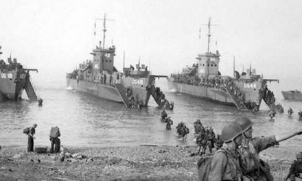 Commémoration du débarquement en Provence