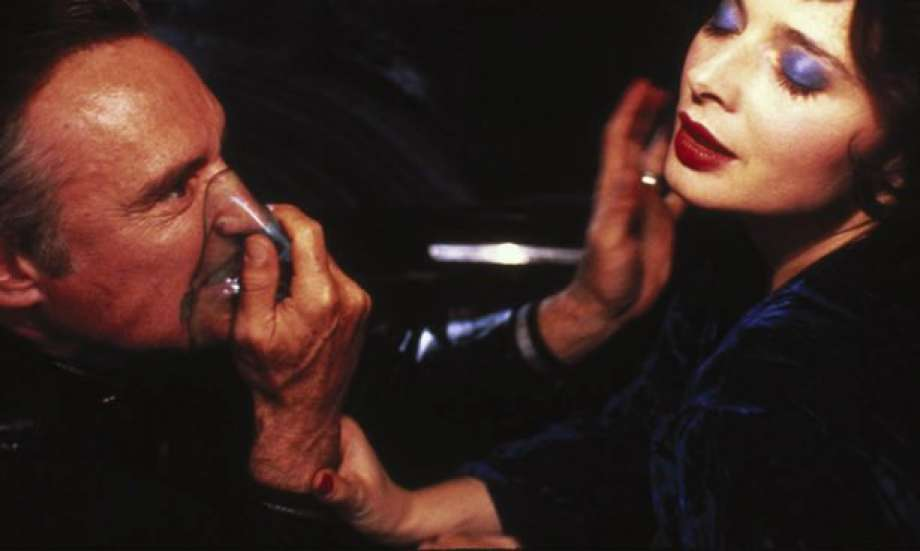 Dennis Hopper Isabella Rossellini David Lynch Blue Velvet
