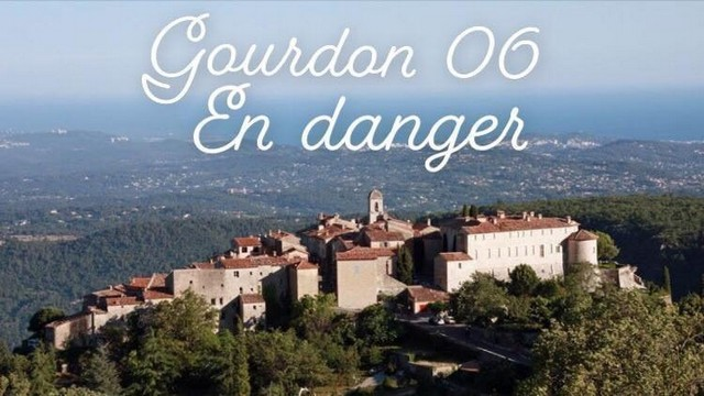 Gourdon 06 en danger