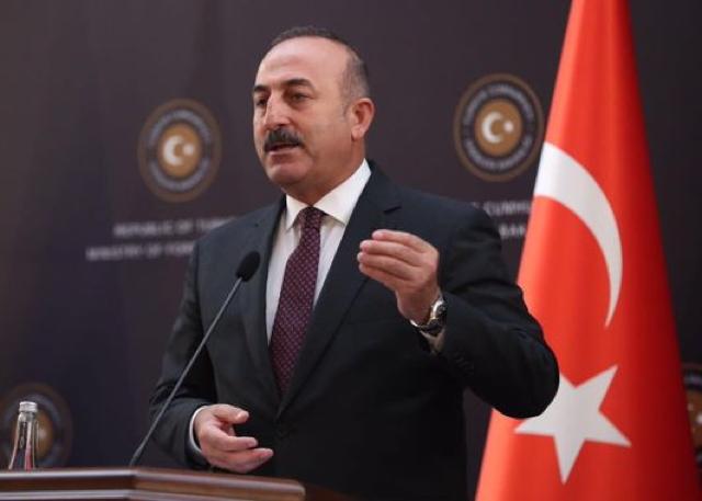 Mevlut Çavuşoğlu - ministre turc des Affaires étrangères