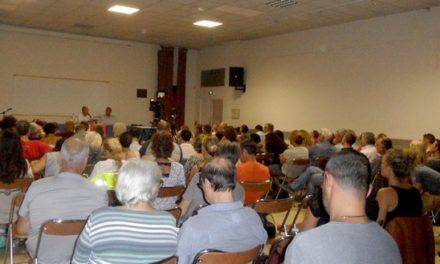 Plaidoyer d'Étienne Chouard à Cannes pour les ateliers constituants
