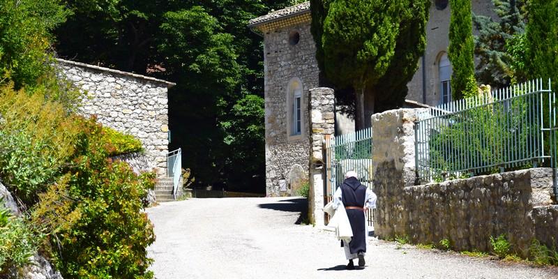 Abbaye Aiguebelle accès