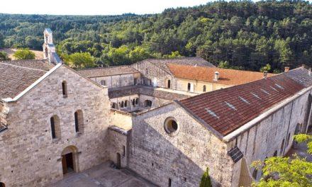 Les produits monastiques de l'abbaye d'Aiguebelle dans la Drôme provençale