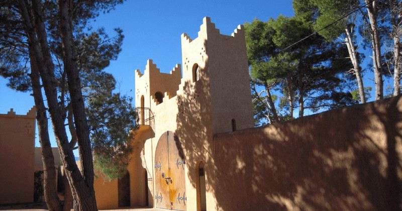 Abbaye Notre-Dame Atlas Maroc