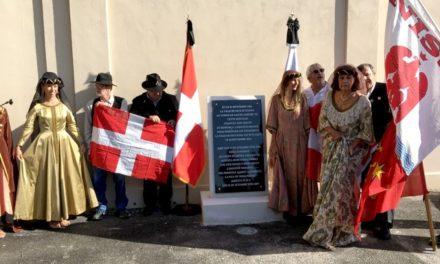 Commémoration de la dédition de Nice au Comté de Savoie