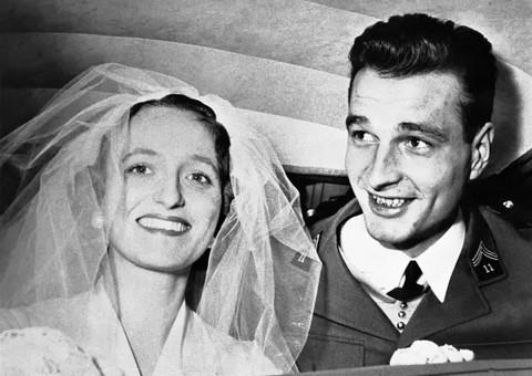 Bernadette Chodron de Courcel - épouse Chirac