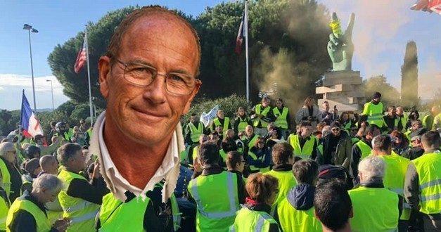 """Rappel: Étienne Chouard à Cannes: <span class=""""caps"""">RIC</span> libres, monnaies locale et nationale, souveraineté"""