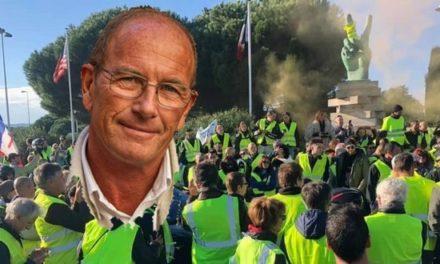 """Étienne Chouard à Cannes: <span class=""""caps"""">RIC</span> libres, monnaies locale et nationale, souveraineté"""
