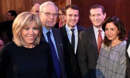 Macron fait le job