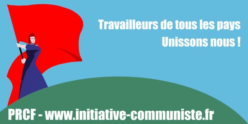 Parti communiste -Ttravailleurs tous pays unissons nous