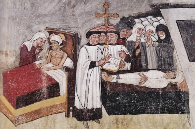Peste au Moyen-Âge
