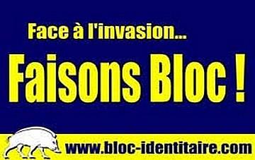Bloc Identitaire - Faisons bloc