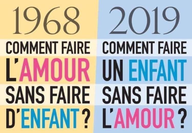 Enfant - Amour - 2019 - 1969