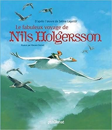 Fabuleux Voyage Nils Holgersson