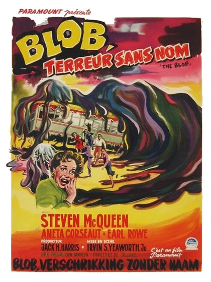 Film The Blob - Steve McQueen