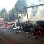 Autouroute bloquée à Nice : catastrophe écologique, économique, sociale et politique