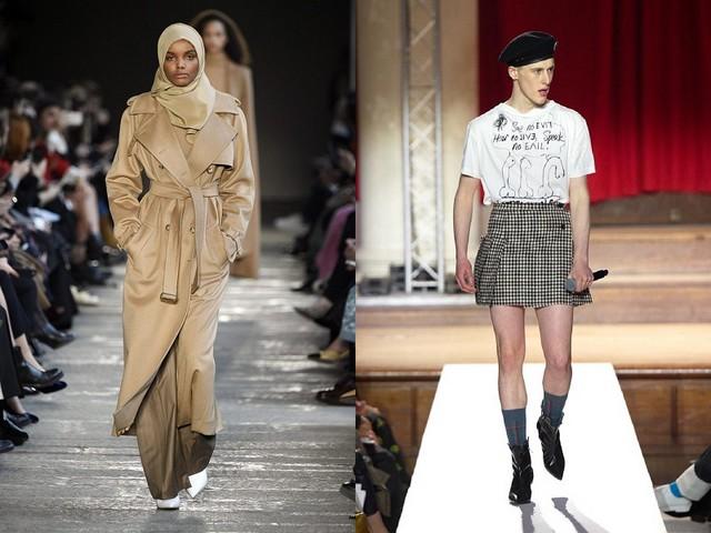 Mode islam - LGBT