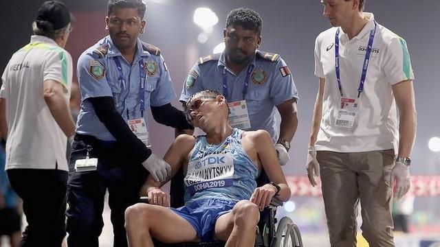 Mondiaux athlétisme - Doha