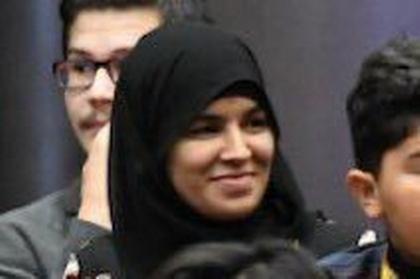 Musulmane voile Parlement régional Bourgogne