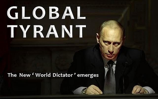 Poutine tyran