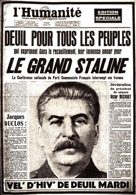 Staline PCF