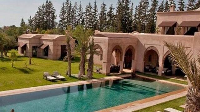 Villa Marrakech - Sarkozy