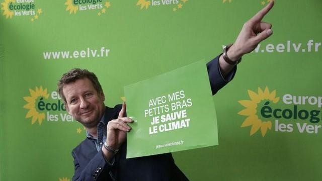 Yannick Jadot - EELV - Verts