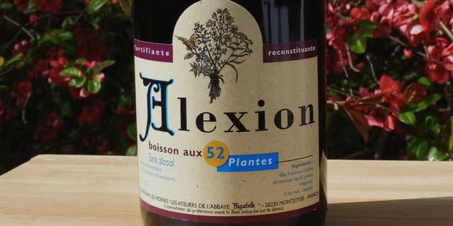 Alexion bouteille - Abbaye Aiguebelle
