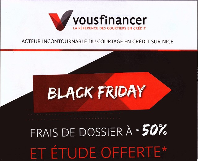 Black Friday- 2019 - Financement