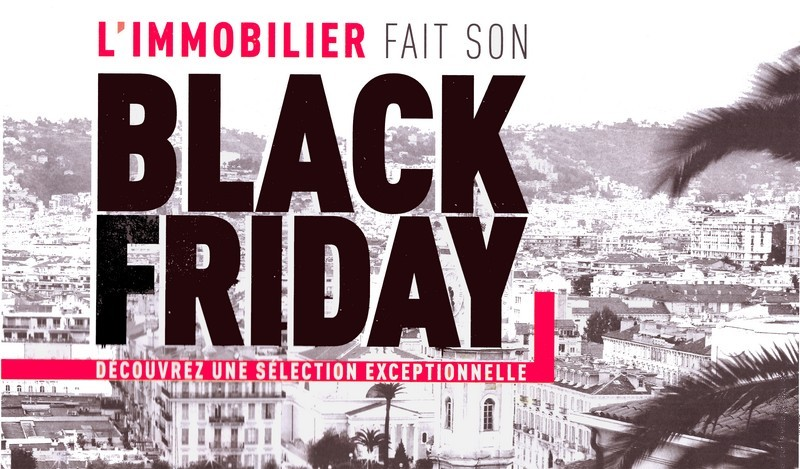 Black Friday- 2019 - immobilier