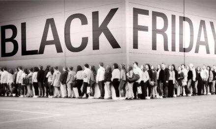 Black Friday? C'est vendredi noir chez nous!