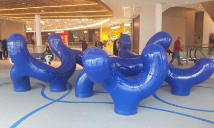 Le Polymorphe Bleu du nouveau Cap3000
